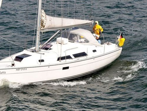 Segelboot Hanse 370 Perf (2009)