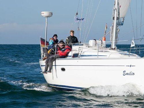 Segelboot Bavaria Cruiser 37 (2007)