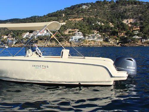 Speedboat Invictus 190 FX (2021)