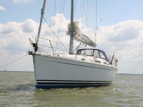 Segelboot Hanse 342 (2006)