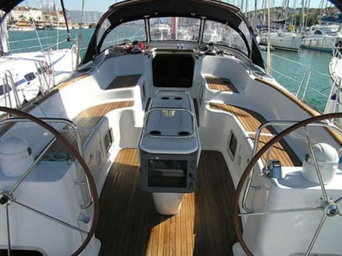 Segelboot Jeanneau Sun Odyssey 54 DS (2006)