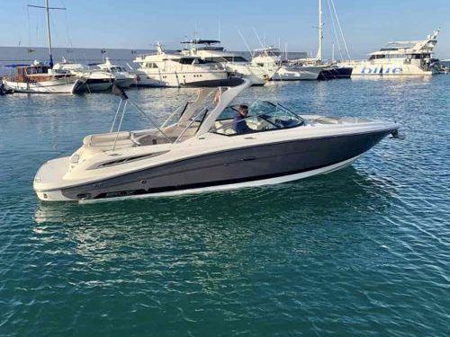 Speedboot Sea Ray 270 SLX (2017)