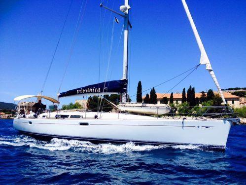 Sailboat Jeanneau Sun Odyssey 49 i (2007)