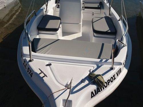Speedboat Diaporos FF (2018)