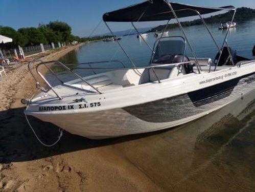 Speedboat Diaporos 52 (2019)