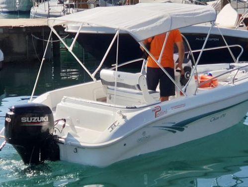 Speedboat Pollini Chios 170 (2019)