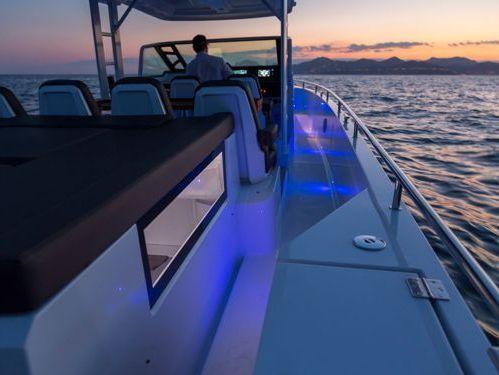 Motor boat Axopar T-Top Brabus Line (2020)