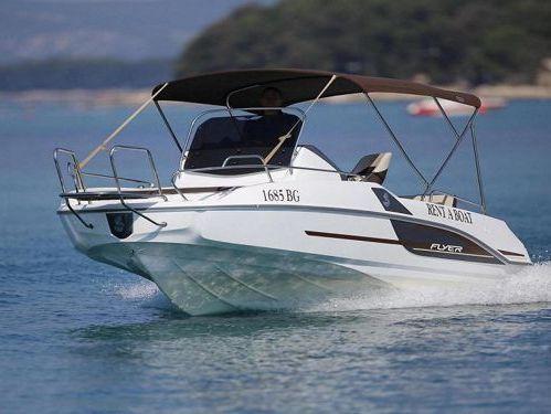 Speedboat Beneteau Flyer 550 Sun Deck (2016)
