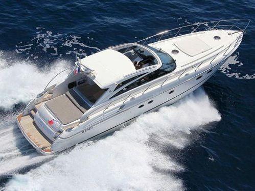 Motorboot Princess V58 (2018)