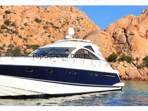 Motor boat Fairline Targa 52 GT (2010)
