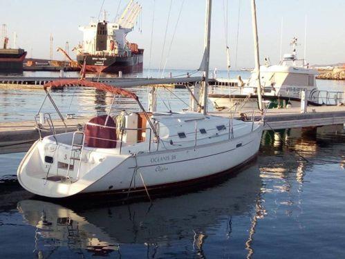 Sailboat Beneteau Oceanis 31 (2010)