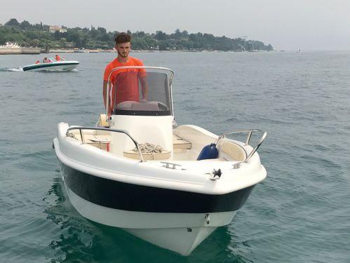 Speedboat AS Marine 530 (2019)