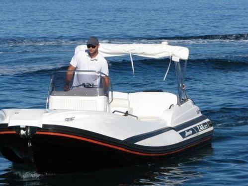 Speedboat TSAR 57 (2015)
