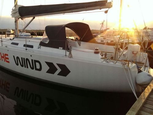 Segelboot Dehler Varianta 44 (2013)