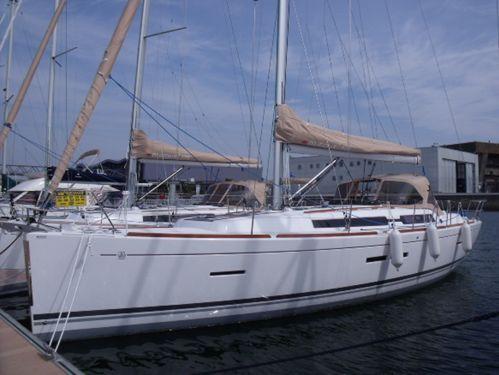 Segelboot Dufour 405 Grand Large (2011)