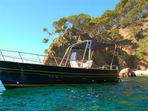 Motorboot Fratelli Aprea 8 Open (2010)