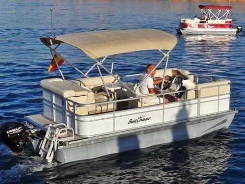 Motor Catamaran Sunchaser 7516 (2015)