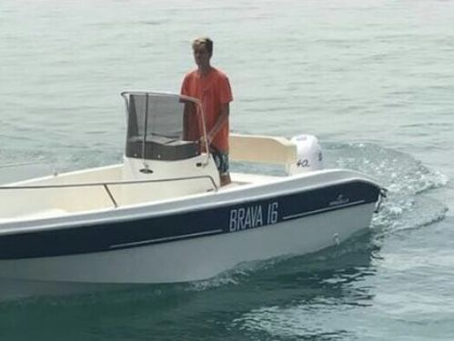 Speedboat Mingolla Brava 16 (2017)