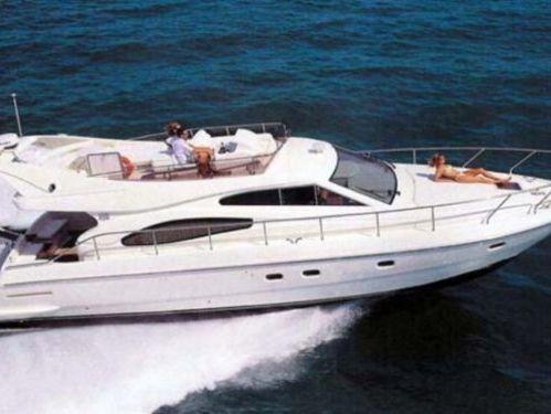 Motor boat Ferretti 48 (2004)