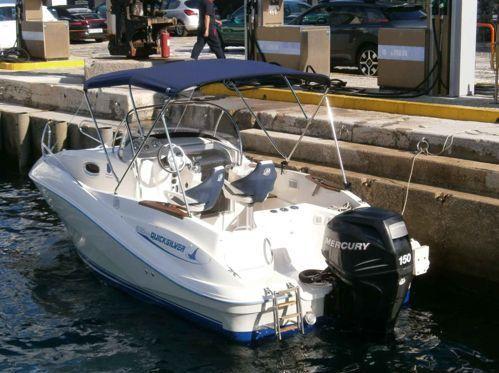 Sportboot Quicksilver Commander 635 (2015)