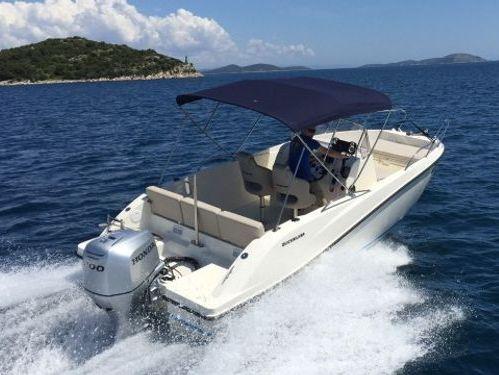 Sportboot Quicksilver 675 (2015)