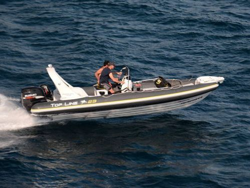 RIB Tiger Marine Topline 750 LE (2020)