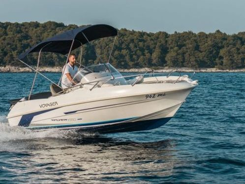 Sportboot Beneteau Flyer 550 Sun Deck (2013)