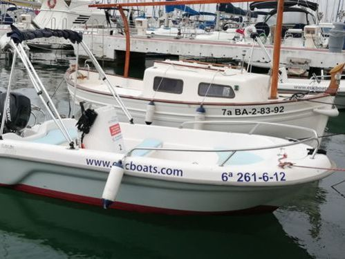 Sportboot Astec 400 (2015)