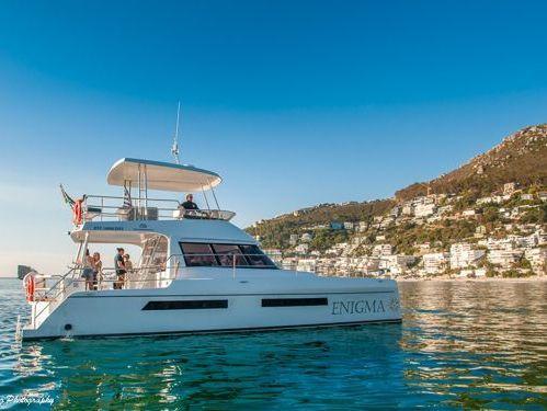 Motorkatamaran Scape Yachts 42 (2018)