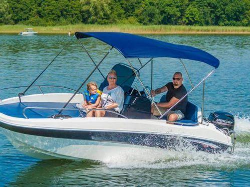 Sportboot Remus 450 OPEN (2020)