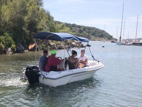 Speedboat Astec 400 (2012)