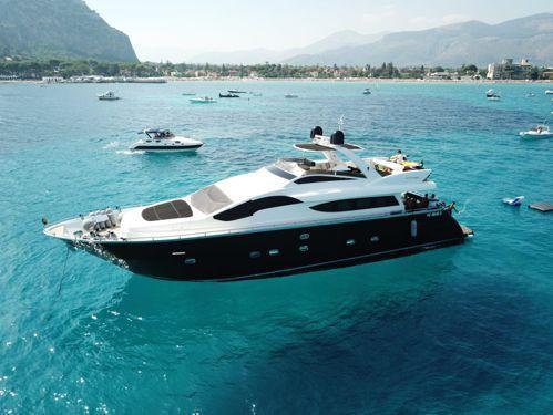 Motor boat Antago 82 (2004)