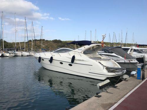 Motor boat Gobbi 425 (2002)