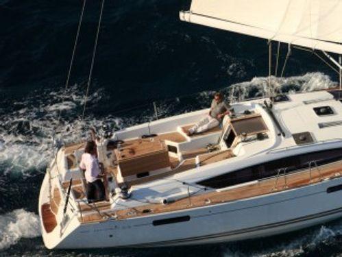Segelboot Jeanneau 53 (2010)
