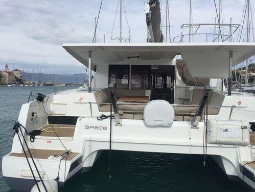 Catamarano Fountaine Pajot Lucia 40 (2017)