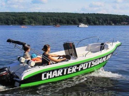 Sportboot G.Boat Fun 470 (2014)