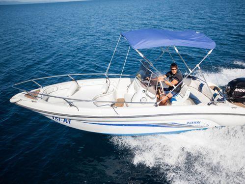 Sportboot Ranieri Soverato 5.45 (2012)
