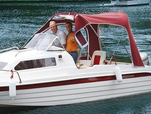 Motorboot Aqualine 520 (2020)