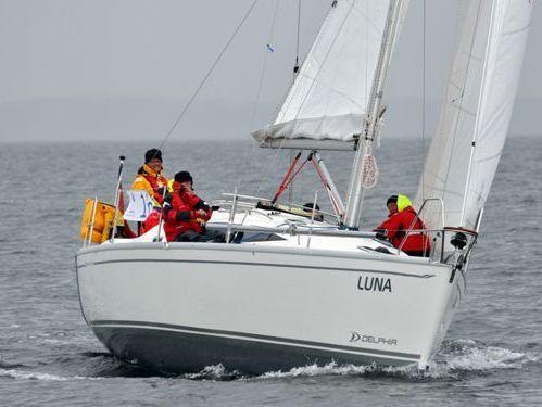 Sailboat Delphia 33.3 (2010)