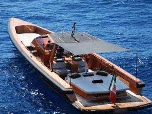 Motorboot Wally Tender 45 (2008)