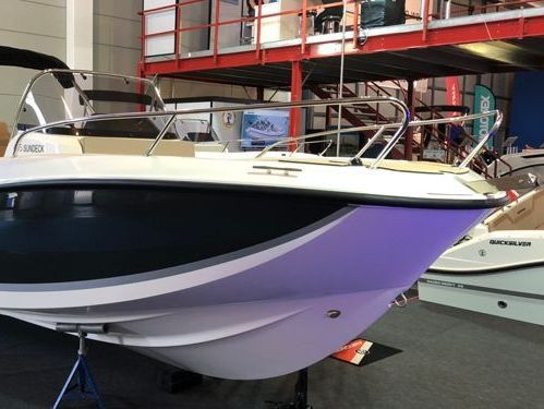 Sportboot Quicksilver 605 SD (2019)
