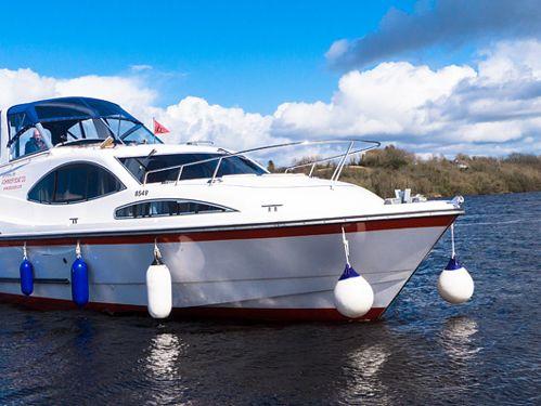 Motorboot Custom Built (2013)