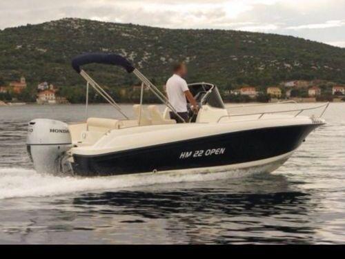 Sportboot HM 22 Open (2015)
