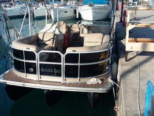 Motor boat Custom Pontoon South Bay 525I (2016)