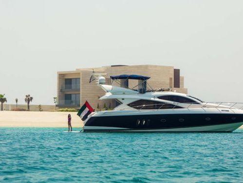 Motor boat Sunseeker 64 (2008)