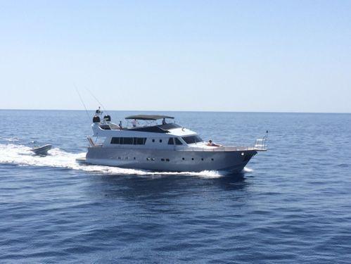Motor boat Baglietto 24 (2005)