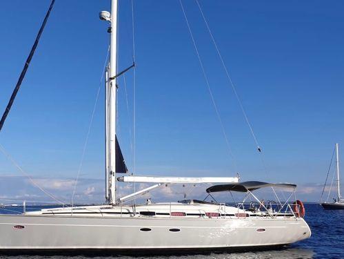 Sailboat Bavaria 50 (2010)