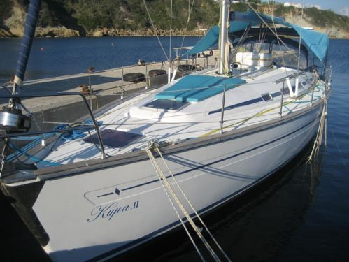 Sailboat Bavaria 44 (2004)