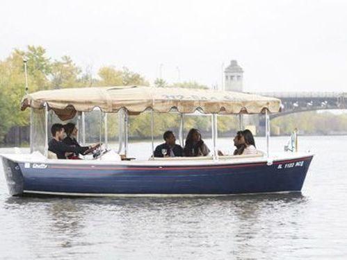 Motor boat Custom Built (2010)