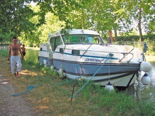 Houseboat Nicols Confort 1100 (2006)